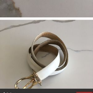 Accessories - Vintage Christian Dior skinny belt